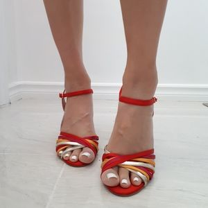 H&M Strappy heels